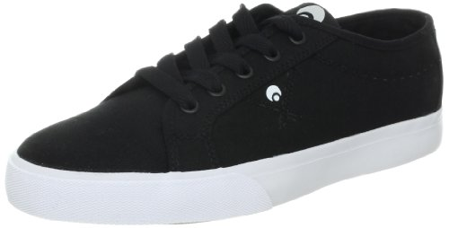 Osiris Men's Mith Skate Shoe,Black/Black/White,10.5 M US