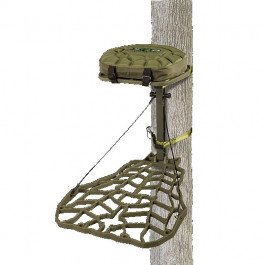 XOP-XTREME OUTDOOR PRODUCTS Vanish XT - Cast Aluminum Hang On Tree Stand for Hunting - Deluxe Deer Stand (Best Hunting Tree Stand)