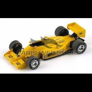 Reve 1/43 Lotus 99T 1987 Monaco GP Winner No12 A.Senna (1/43 scale diecast model car) [JAPAN]