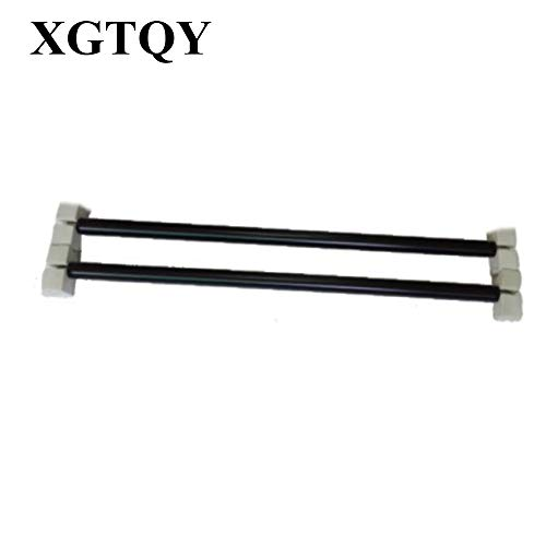 2PCS XGTQY DC C6550 Primary Charge Roller for Xerox DocuCentre-II C5540I/C6550/C7550 Apeosport-IIIC7600/C6500/C5500 Photocopier Cartridge