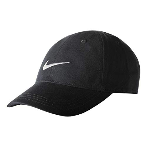 - Nike Just Do It Sports Hat Adjustable Sun Cap Toddler (2T-4T) (Wolf Grey with Signature White Swoosh Logo)