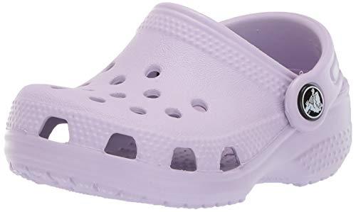 Crocs Baby Littles Clog-Infant, Lavender 2-3 M US