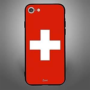 iPhone 7 Switzerland Flag