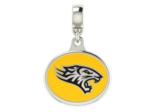 Towson Tigers Drop Charm Fits Most European Style - Towson Fit