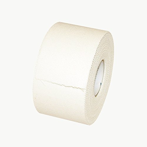Jaybird and Mais EX1 Jaybird One Premium Non-Elastic Athletic Tape: 1-1/2 in. x 15 yds. (White)