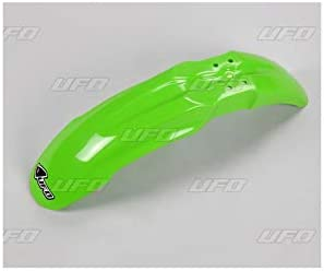 UFO Schutzblech vorne Restyle gr/ün Kawasaki KX80//85