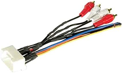 Amazon.com: American Terminal JBL Stereo Wire Harness compatible with Toyota  Avalon 2000-2004: Car ElectronicsAmazon.com
