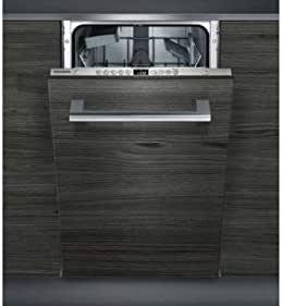 Siemens iQ300 SR635X04IE lavavajilla Totalmente integrado 9 ...