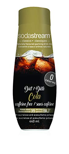 soda stream syrup caffeine free - 3