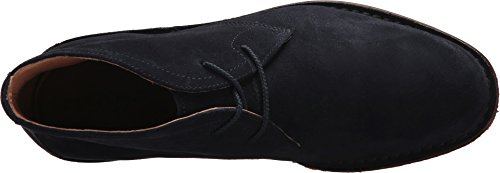 Trask Mens Brady Chukka Boot Navy Suede