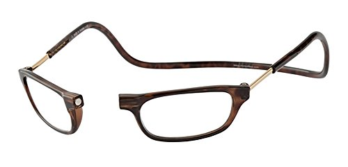 Clic Tortoise Reading Glasses (TORT 2.00)