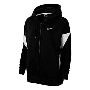Nike Women's W Nsw Hoodie Fz Ft Cb Sweatshirt