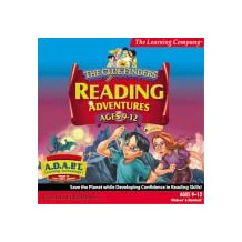 ClueFinders Reading Ages 9-12 (Jewel Case)