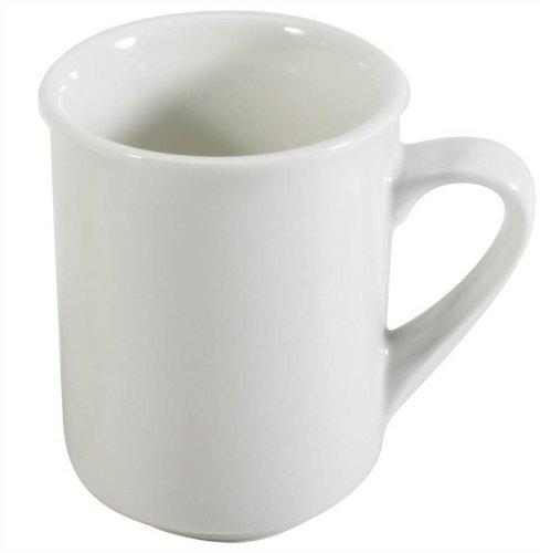 White Porcelain 10 ounce Mug by Danesco