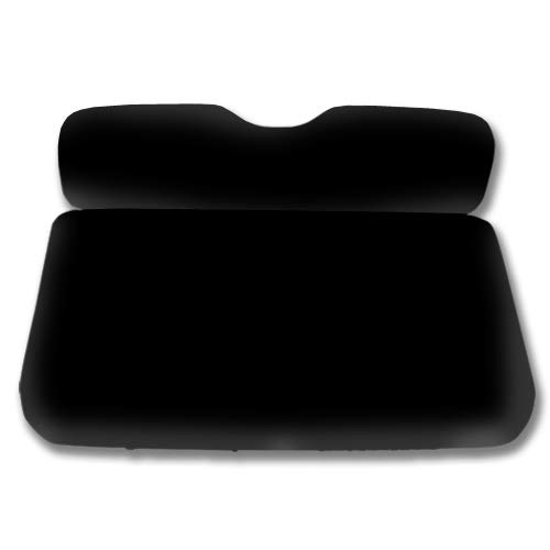 Madjax Black E-Z-GO TXT/RXV Front Seat Cover Only (Fits 1994.5-Up)