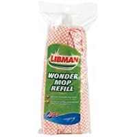 Libman Wonder Mop Refill (Pack of 4) by Libman Company, Inc