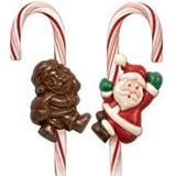 Wilton Santa Claus Candy Cane Mold