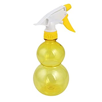 eDealMax plástico del hogar del jardín de Flores Plantas exprimir el agua Rociador del disparador Botella