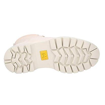 Caterpillar Lyric Womens Boots Sand 4