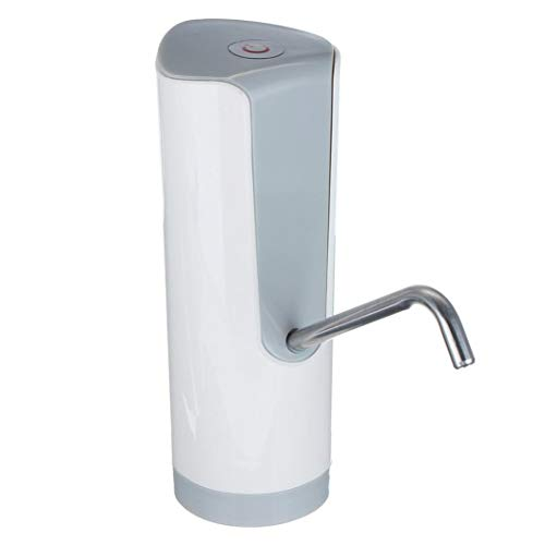 Sacow Water Pump Dispenser, Wireless Automatic Electric Gallon Bottle Drinking Water Pump Switch (White) by Sacow (Image #10)
