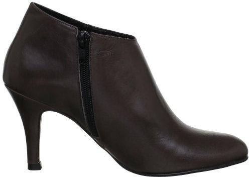 Jonak - Botas de cuero Mujer gris - Gris (Asfalte/Gris)