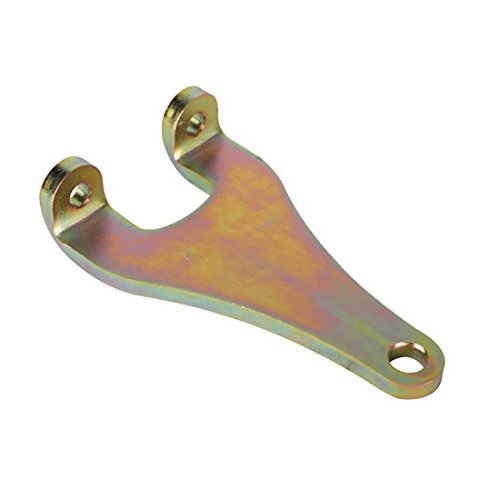 Chevy Spindle Flat Upper Steering Arm, Plain Finish (Upper Spindle)