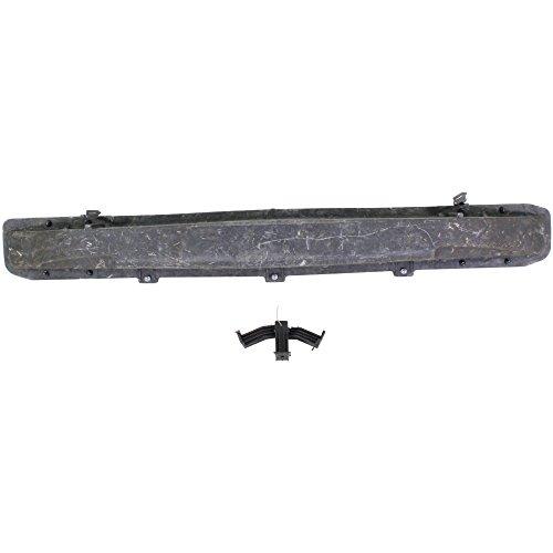 Evan-Fischer EVA17572041689 Bumper Reinforcement for Hyundai Sonata 11-13 Rear Impact Bar Assembly Steel NSF Certified Fiberglass Gelcoat