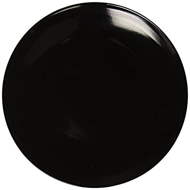 American Atelier Bistro Dinner Plates (Set of 4), Black