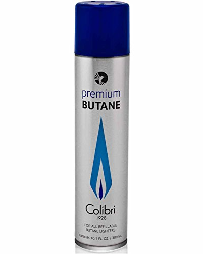 Colibri 300ml 10.1 Fluid Ounce Premium Butane Fuel Gas Refill ()