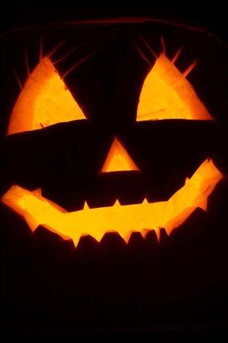 Blank Journal - Happy Halloween!: Pumpkin -