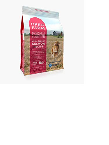 Open Farm Wild Caught Salmon Grain Free Dog Food