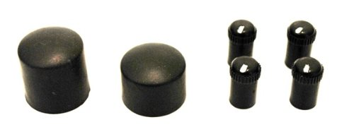 Radio Knobs Kit Set Fits 1995-2005 Chevy GM Truck Car SUV Delco (Silverado Knob)
