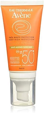 Avene- Tratamiento Solar Antiedad SPF50 +, 50 ml