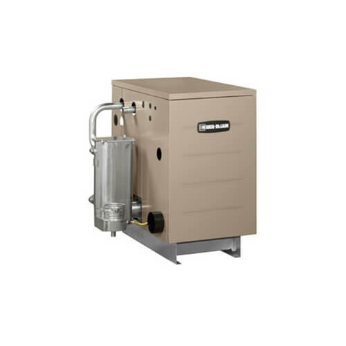 2. Weil McClain GV90+4 84,000 BTU High Efficiency Gas Boiler (Nat Gas & LP)
