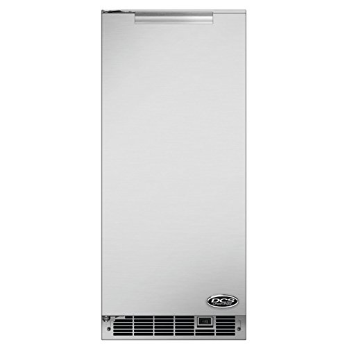 DCS (24807) RF15IL1 Outdoor Clear Ice Maker, 15-Inch, Left Hinged by DCS
