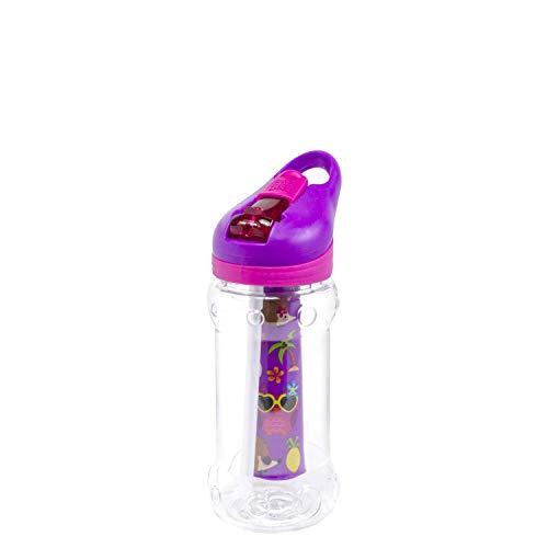 COOL GEAR 14 Oz Paloma Water Bottle (Freezer Stick Bottle)
