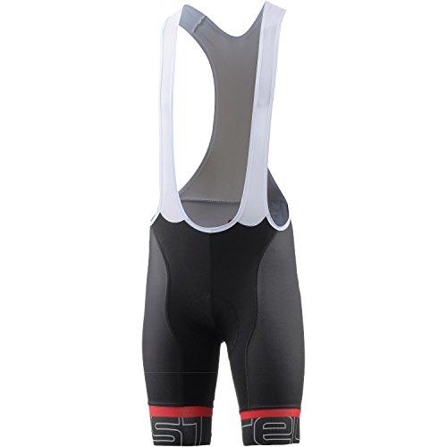 Castelli Volo Bib Short - Men's Black/White, ()