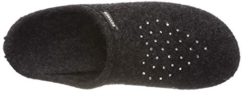 Giesswein Womens Anthracite Giesswein Anthracite Slippers Giesswein Womens Anthracite Slippers Womens Giesswein Slippers Swqd0xaSg