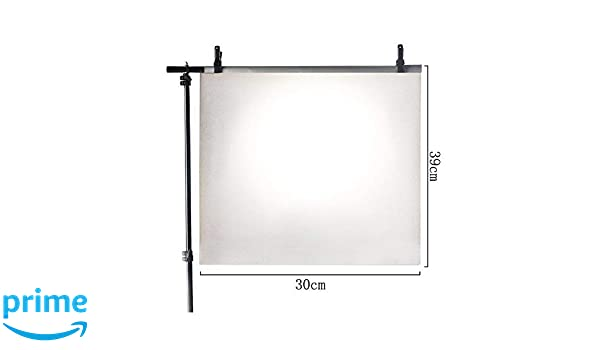 Video Shooting etc Neewer Photography Diffusion Paper Sheet 11.8x15.4 inches//30x39 Centimeters Light Diffuser Filter Rollable Durable Waterproof for Photo Studio Product Portrait Photography