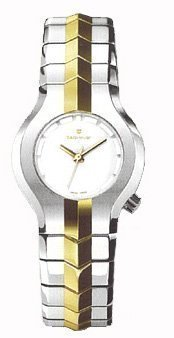 TAG Heuer WP1350.BD0752 Womens Watch Quartz White Dial Stain