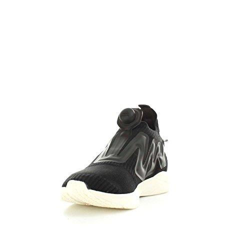 Reebok Pump Supreme style–Chaussures de sport, Homme, Noir–(Premium/Black/Classic White)