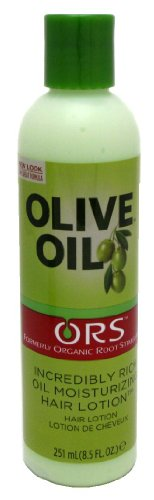 Olive Oil Hair Lotion - 4