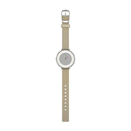 Pebble Time Round 14mm Smartwatch for Apple/Android Devices - Silver/Stone by Pebble Technology Corp (Image #8)