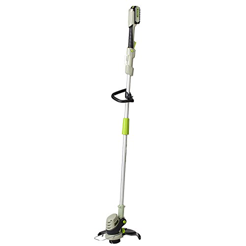 LawnMaster CLGT2412 24-volt Li-On Cordless Pro Grass Trimmer, 12-Inch
