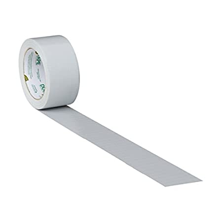 285226 Single Roll 1.88 Inches x 20 Yards Dove Grey Duck Brand Colored Duct Tape