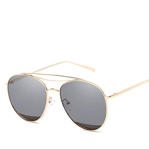 Sol Playa Vacaciones Gafas N01 Gafas NO6 Películas Moda Sol Metal RinV Viajes Personalidad Señoras Oceánicas De De Sombrillas PvSwOnxUq8
