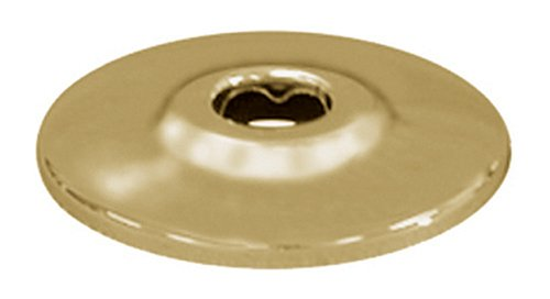Plumbest E80-050 Escutcheon for 5/8-Inch Outside Diameter Pipe, Polished Brass ()