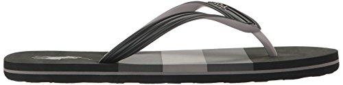 Polo Ralph Lauren Mens Whitlebury Flip-flop Svart / Multi