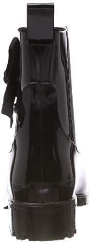 Tom Femme De amp; Pluie Bottes 00001 5892303 black Bottines Noir Tailor fgqfBw7