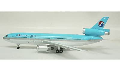 IF103034 InFlight 200 Korean Airlines DC-10 Model Airplane